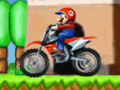 Super Mario Bros Motocross