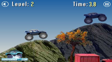 Screenshot - 4 Wheel Madness 2.5