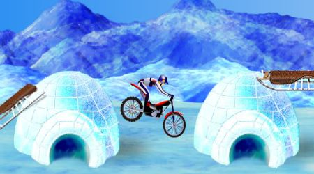 Screenshot - Bike Mania On Ice