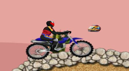 Screenshot - Desert Bike
