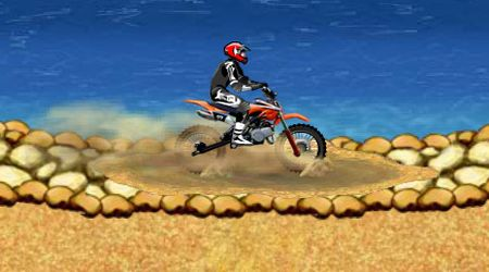 Screenshot - Motocross Outlaw