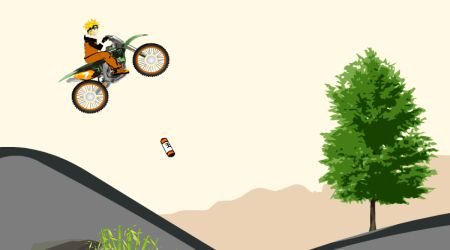 Screenshot - Naruto Motocross