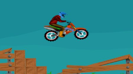 Screenshot - Road Cross Bikers