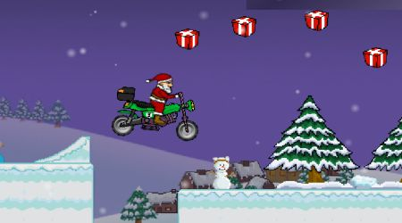 Screenshot - Santa Cross
